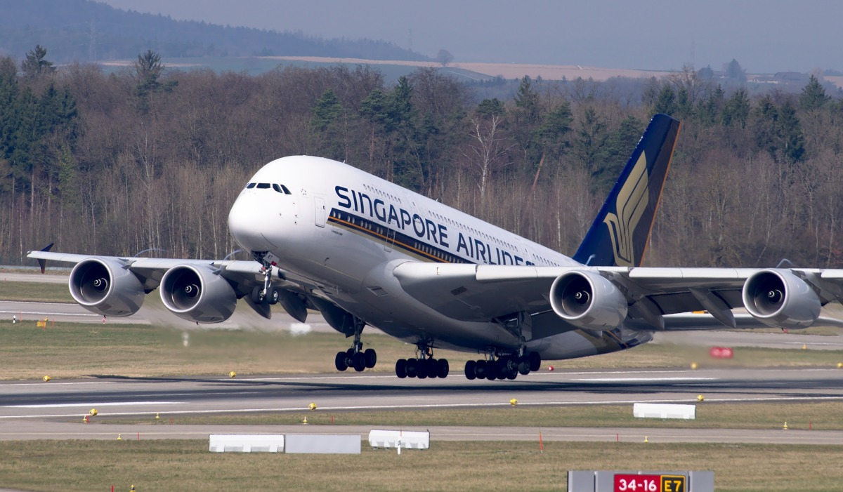 SIA Fleet: Airbus A380-800 (V3) – Mainly Miles