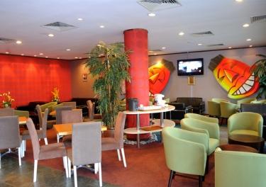 Bintan VIP lounge. (Photo: MainlyMiles)