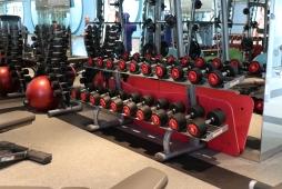 Gym: Free-weights