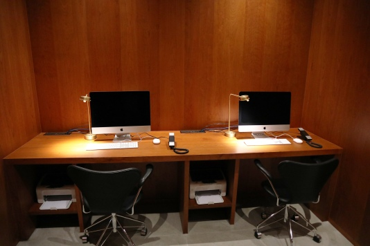 Bureau. (Photo: MainlyMiles)