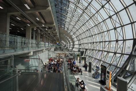 Bangkok Terminal (Photo: MainlyMiles)