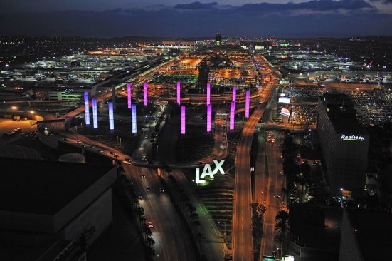LAX Overview (Los Angeles Tourism & Convention Board)