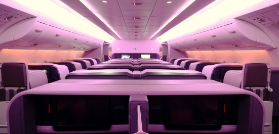 Shanghai and Zurich next to get the new Singapore Airlines A380 ...