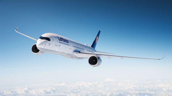 LH A350 Inflight (Lufthansa Group)