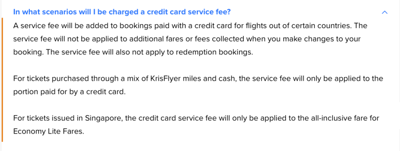 Krisflyer Gold Amex Credit Card To Revise Terms