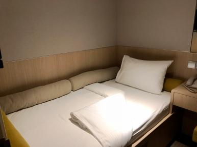 Single bed (Photo: MainlyMiles)