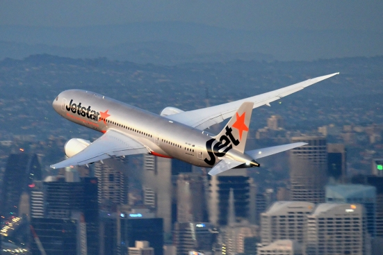 Jetstar 787 Sydney (Damien Aiello)
