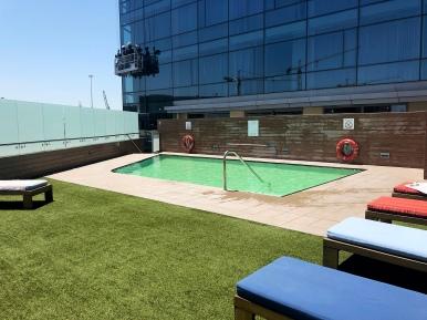 Outdoor Pool. (Photo: MainlyMiles)