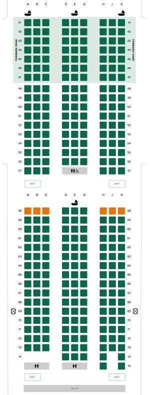 Revealed: Singapore Airlines 787-10 Schedules and Seat Map – Mainly ...