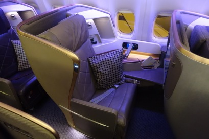 777-300ER Business. (Photo: One Mile at a Time)