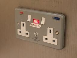 G-type sockets (Photo: MainlyMiles)