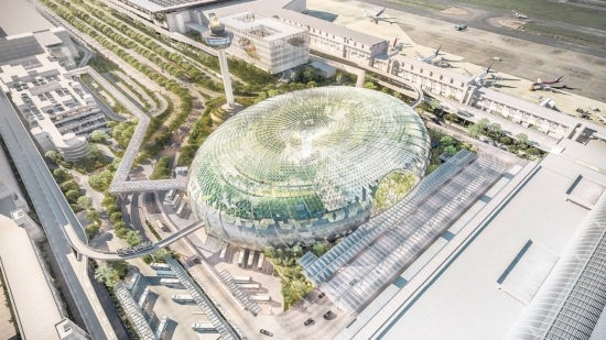 Overview (Jewel Changi Airport)