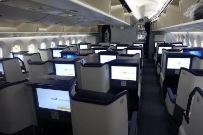 ANA 787 J (OMAAT)