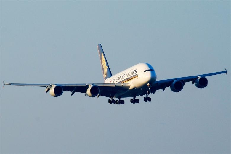 SQ A380 (Aero Icarus)