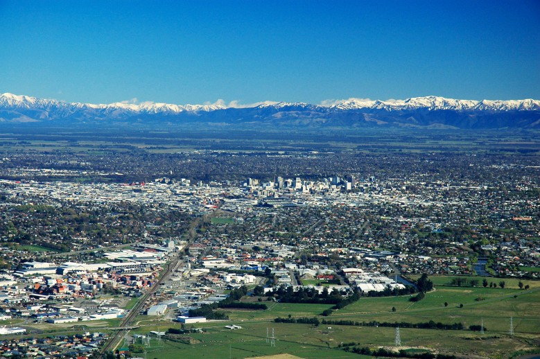 Christchurch City (P. Stalder)