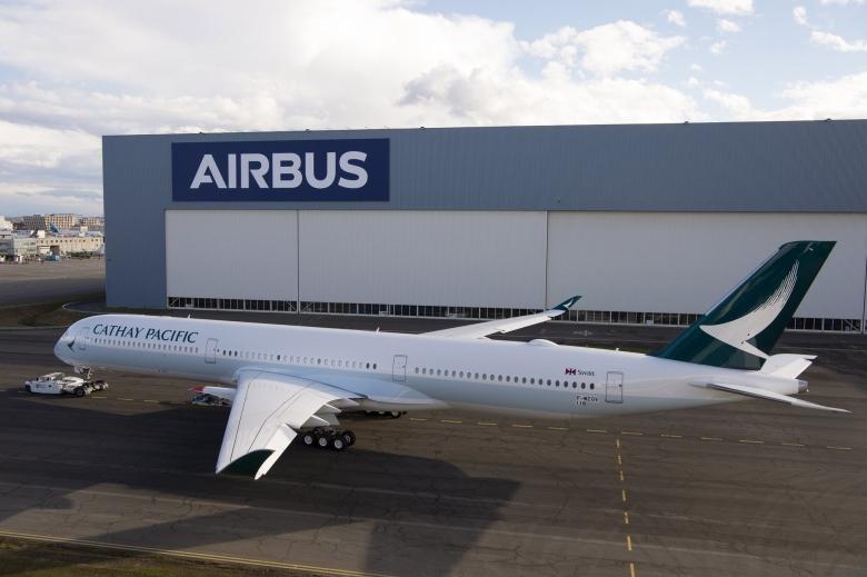 CX A350-1000 (Airbus)
