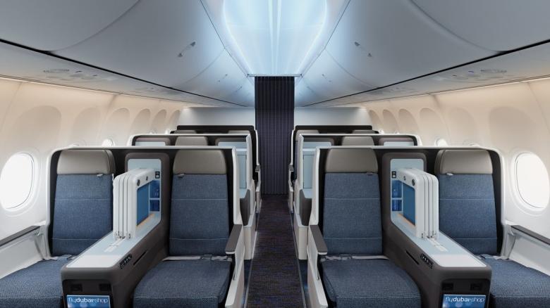 flydubai 737 MAX Biz (flydubai)