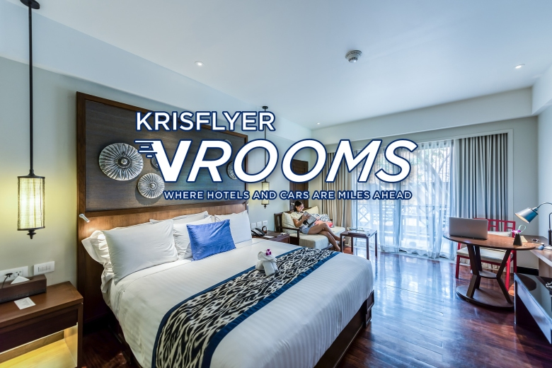 vRooms Hotel Room