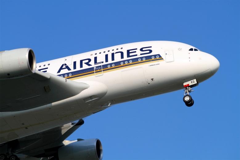 SQ A380 (Kentaro Iemoto)