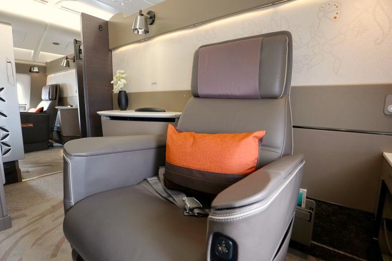 2A & 2F Seat