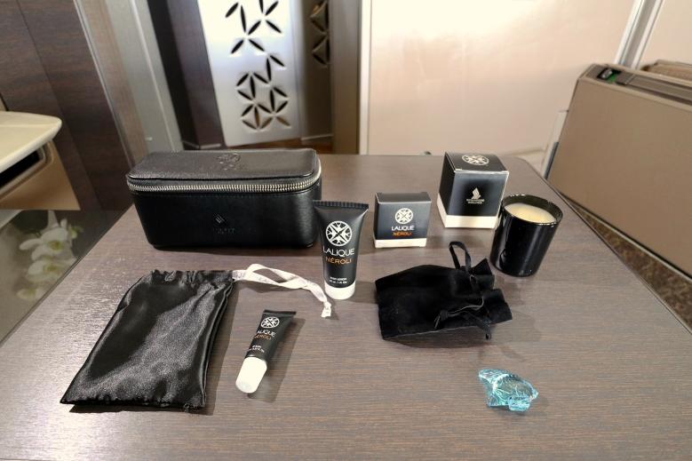 Lalique Amenity Kit