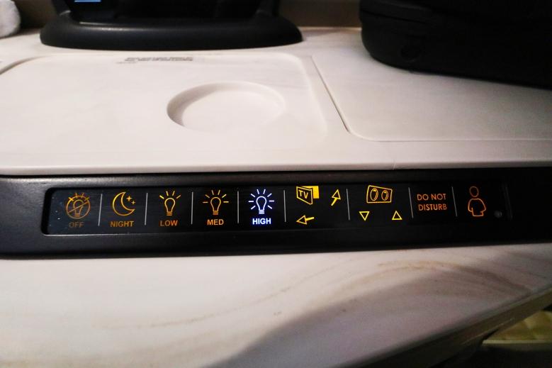 Seat Controls 2