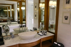 Bathroom. (Photo: MainlyMiles)