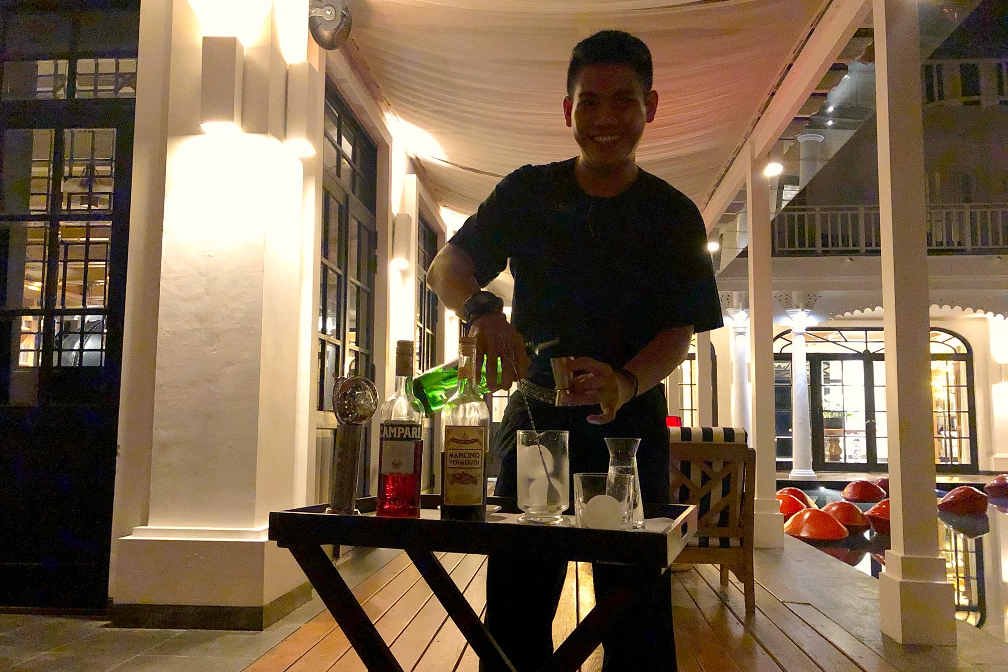 Tableside Cocktails 2