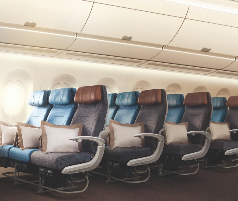 2013 Y A350 (Singapore Airlines)