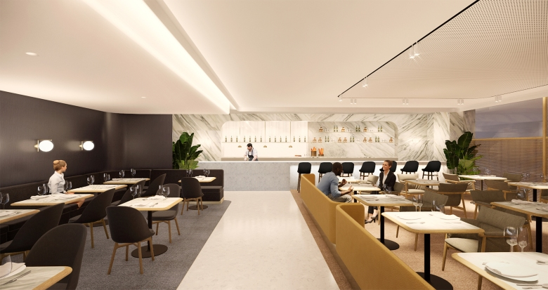 Qantas to open First Class lounge at Singapore Changi T1