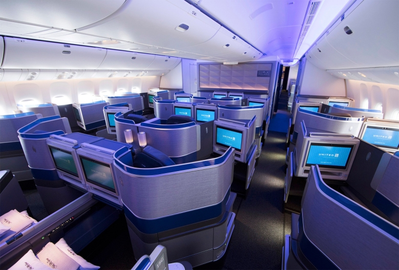How to fly United's 'real' Polaris Business Class to and from Asia